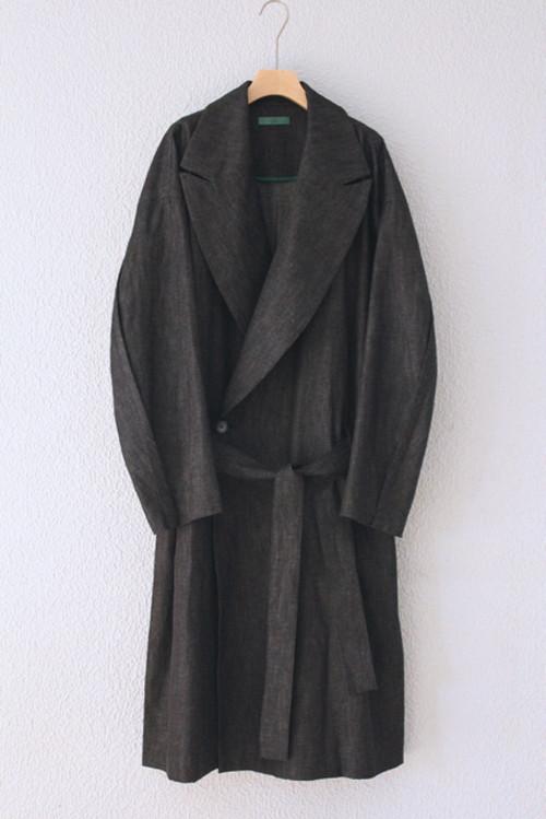 denim spring coat / ohta