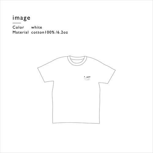 FRESHバナナ Tシャツ(kidsサイズ)