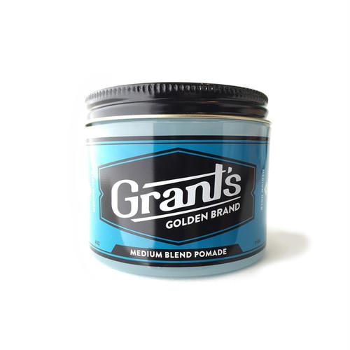 """GRANT'S GOLDEN BLAND POMADE - """"MEDIUM BLEND"""""""