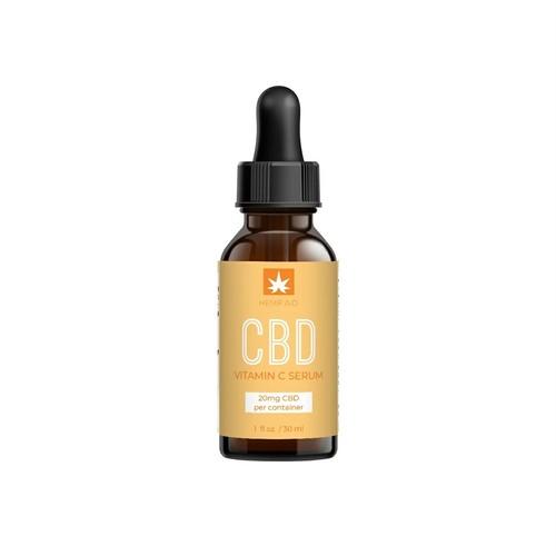 高濃度 ビタミンC CBD ヒアルロン酸 セラム