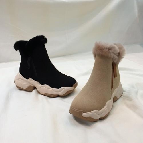 ハイトップアグリーシューズ スニーカーブーツ ブーツ 韓国ファッション