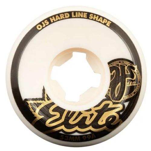 OJ Wheels  / ELITE / HARD LINE SHAPE / 53mm /99A