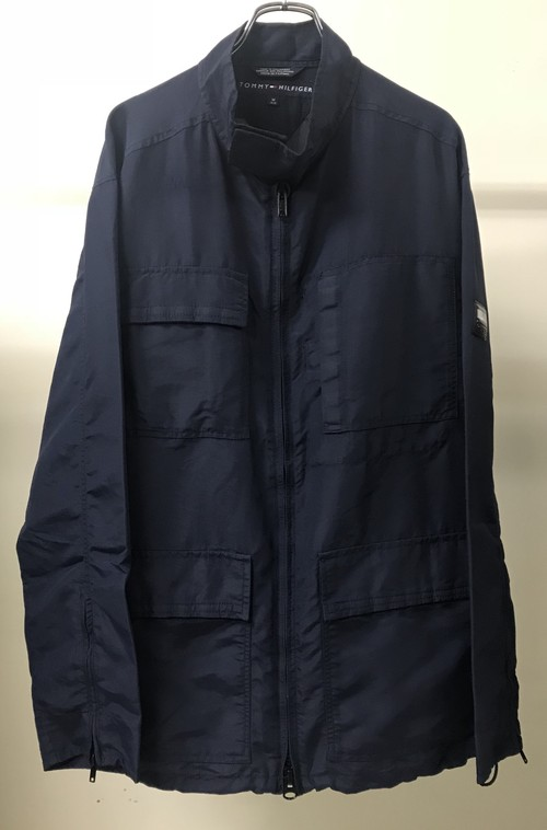 1990s TOMMY HILFIGER MECHANIC  JACKET