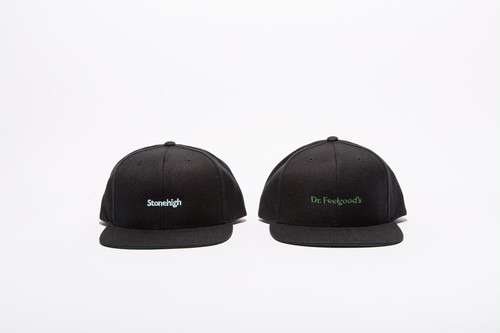 Stonehigh / Dr.Feelgood's  SNAP BACK CAP