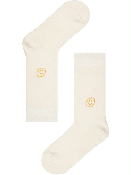 【inapsquare】pattern socks One Love