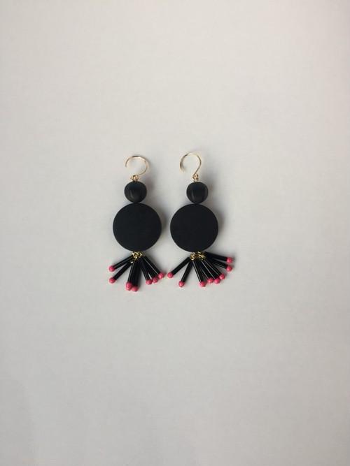 Black&Pink pierce
