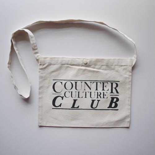 COUNTER CULTURE CLUB SACOCHE