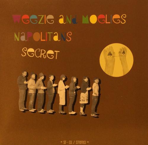 weezie and moelies w/napolitans split cd