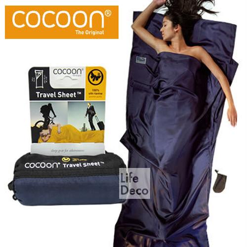 コピー:Cocoon コクーン シルク トラベルシーツ インセクト 防虫加工 IST91