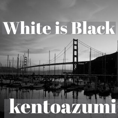 kentoazumi 42nd 配信限定シングル White is Black(MP3)