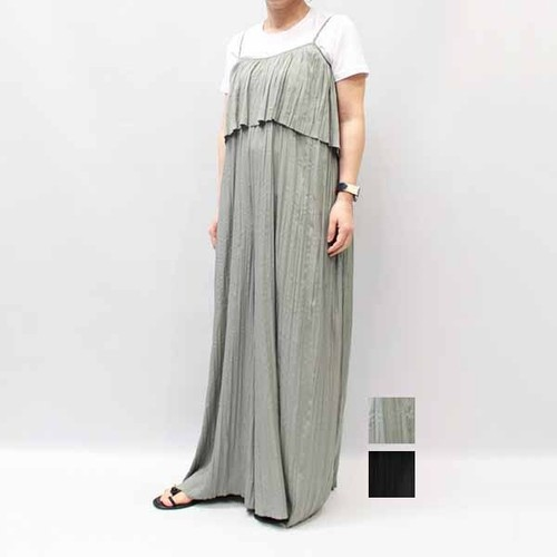 SACRA(サクラ) WASHER PLEATS ALL IN ONE 2021春物新作
