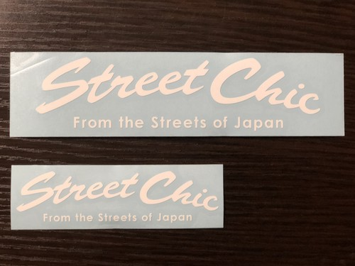【送料無料】Decal - Curve [Medium] Second - StreetChic