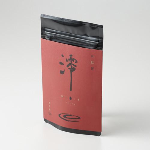 有機 和紅茶 澪-mio- ティーバッグ 3g×8個入り
