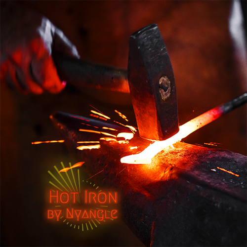 """Hot Iron"" --- techno, electro"