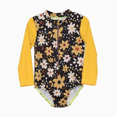 【mini seea】Sandpiper bodysuit - Daisy