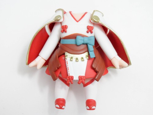 【837】 サクラ 体パーツ 戦闘服 ねんどろいど