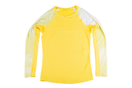 Sun Crew Graphic Custard [BQAPP-023]