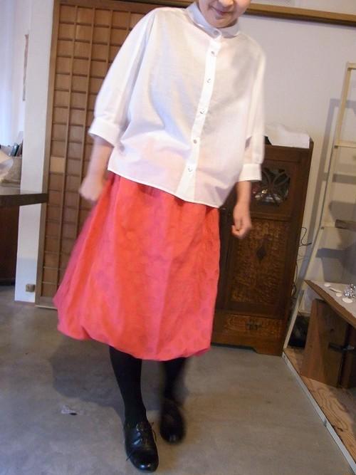 dot おとなバルーンskirt