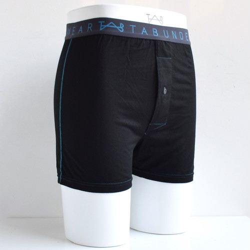 Knit Trunks(Modal)ブラック