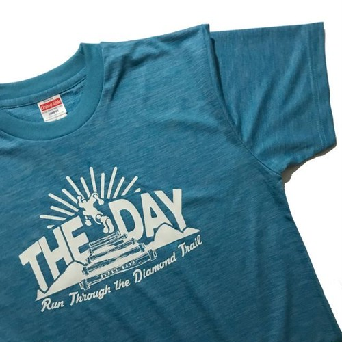 THE DAY TRAIL T-SHIRTS 2018 CHAMBRAY