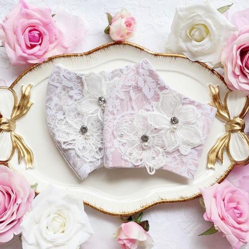 【4/17(土)21時より販売スタート】Brilliant mask♡(大きめサイズ)
