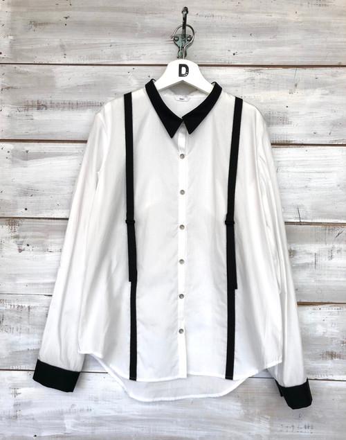 Dss19-01<サスペンダーシャツ>