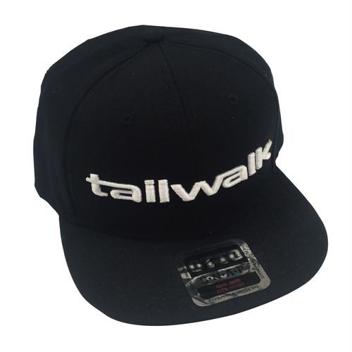 FLAT VISOR CAP BLACK