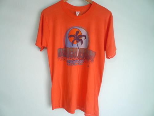 USビンテージ シングルステッチ BEACH BUM Tシャツ / オールドサーフ ハワイ HAWAII SURF 海