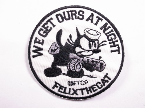 """OLD PATCH""""WE GET OURS AT NIGHT"""""""