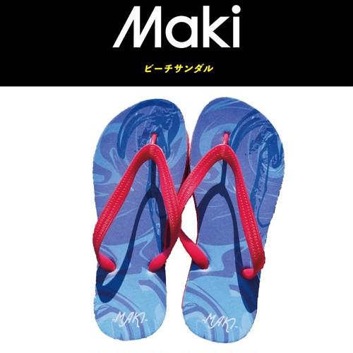 【Maki】ビーチサンダル