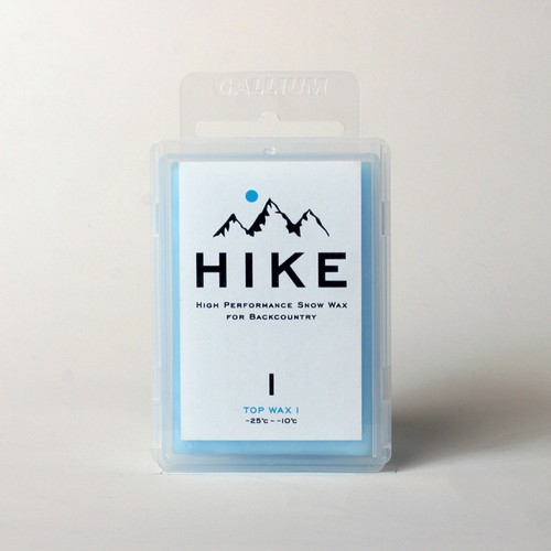 HIKE TOP WAX1
