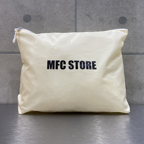 MFC STORE SIDE LOGO POACH LARGE / IVORY