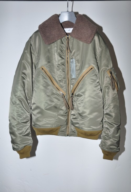 【JOHN MASON SMITH】B-15 TEST PILOT JACKET