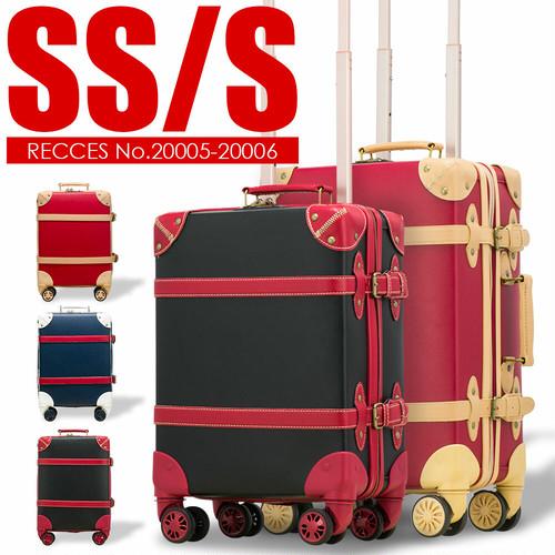 RECESS No.20005-6 SSサイズ Sサイズ トランク ファスナーキャリー