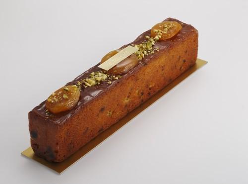Cake abricots pistache