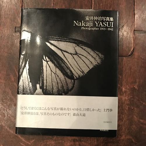 安井仲浩治写真集 1903-1942
