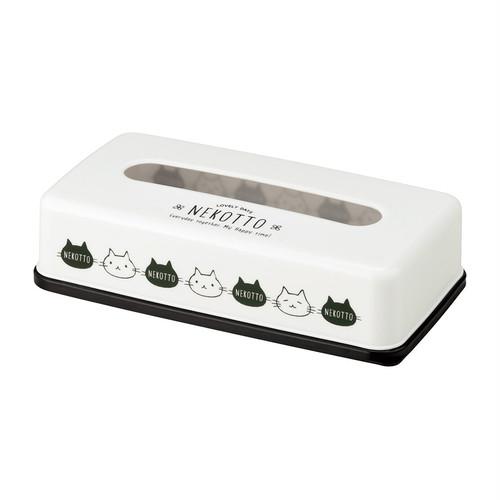 猫ソフトパックティッシュストッカー(ねこっと)