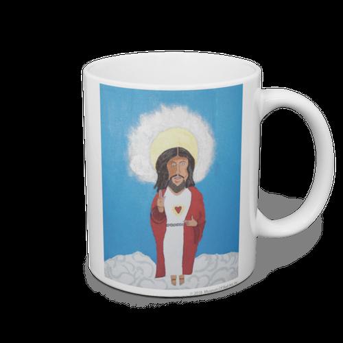 SPIRIT IN THE SKY マグカップ