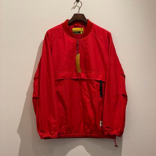 PULLOVER WINDBREAKER (RED) /GERUGA