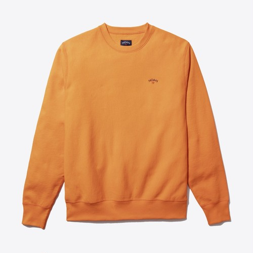 Classic Crewneck(Blaze Orange)