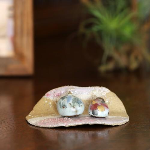 土炎手窯 陶雛 4-2