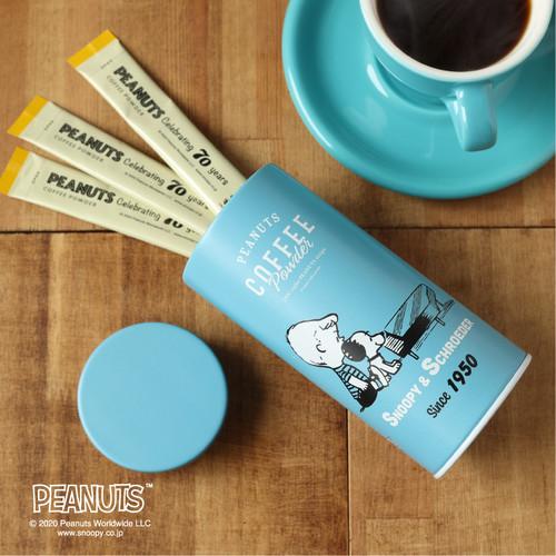 【数量限定】スヌーピー コーヒー 70周年記念丸缶/High Roast Blend