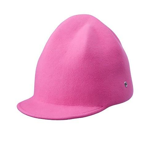 CRUMPLED CAP/pink