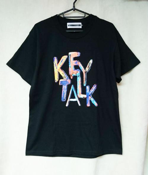 KEYTALK アートが止まらないTシャツ