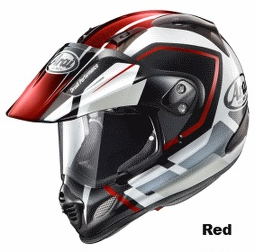 ARAI TOUR CROSS 3 DETOUR Red