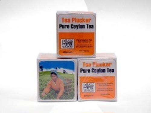 CEYLON TEA PLUCKER セイロン ティー プラッカー 250g入り スリランカ政府局ブランド紅茶