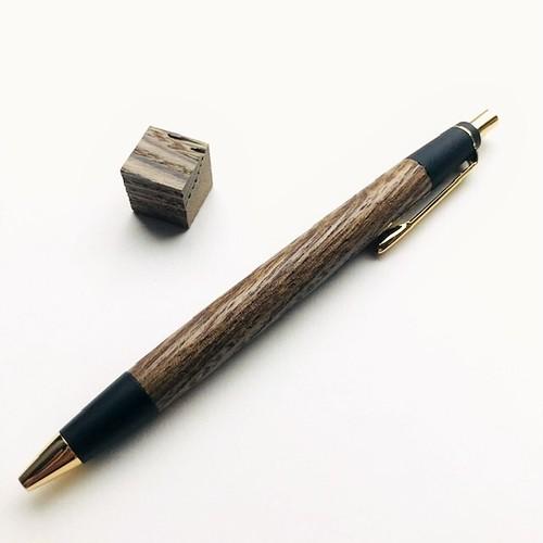 木のシャーペン【神代タモ】
