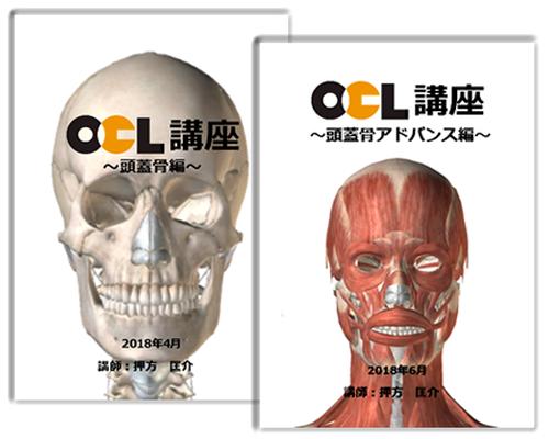 OCL講座【小顔セット】4枚組