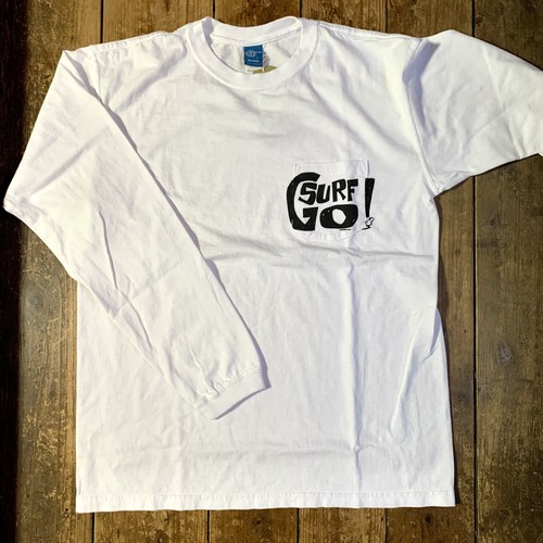 "BO SPORT ""GO SURF"" GOOD ON Long Sleeve T-Shirt"