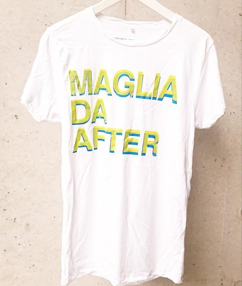 MAGLIA(マリア) AFTER クルーネック ホワイト